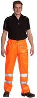 OCEAN-Warn-Schutz-Bund-Hose, Off shore, 325g/m², orange