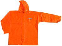 OCEAN-Regen-Nässe-Wetter-Schutz-Jacke, Off shore, 325g/m², orange