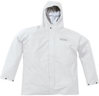 OCEAN-Regen-Nässe-Wetter-Schutz-Jacke, Comfort Heavy, 220g/m², weiß
