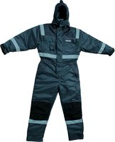 OCEAN-Thermo-Arbeits-Berufs-Overall, Work Wear, grau