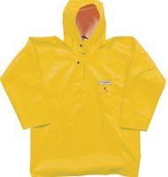 OCEAN-Regen-Nässe-Wetter-Schutz-Jacke, Fischerbluse, 540g/m², gelb