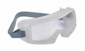 BOLLE-PSA-Augenschutz, Augen-Vollsicht-Schutz-Brille, COVACLAVE, TPR Gestell, für Reinräume