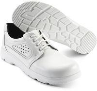 SIKA-S1-Sicherheits-Arbeits-Berufs-Schuhe, Schnür-Halbschuhe, OPTIMAX, weiss