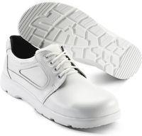SIKA-S2 Sicherheits-Arbeits-Berufs-Schuhe, Schnür-Halbschuhe, OPTIMAX, weiss