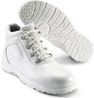 SIKA-S2-Sicherheits-Arbeits-Berufs-Schuhe, Schnürschuhe, hoch, FUSION, weiss