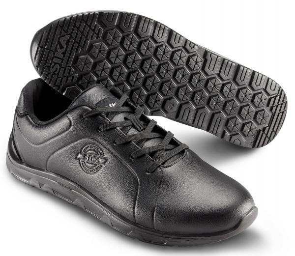 SIKA-O2 Schnürschuhe,Balance, schwarz