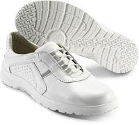 SIKA-O1 Arbeits-Berufs-Schuhe, Schnür-Halbschuhe, FUSION, weiss