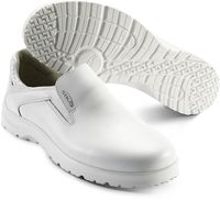 SIKA-O2 Arbeits-Berufs-Slipper, FUSION, weiss