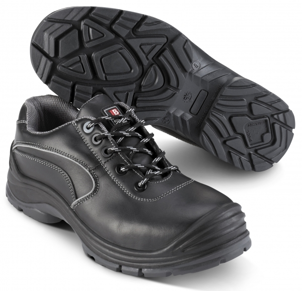 SIKA-S3 Sicherheitsschuhe,Force Shoe, schwarz