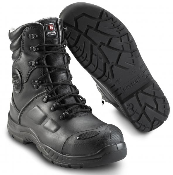 SIKA-S3 Sicherheitsstiefel, Cool Protection, schwarz