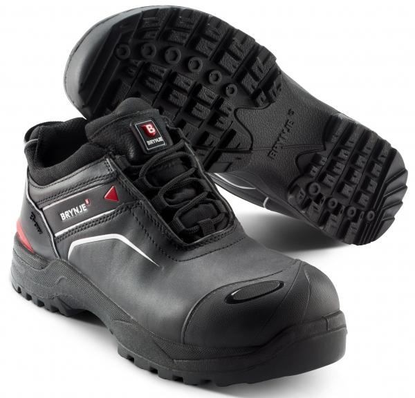 SIKA-S3 Sicherheitsschuhe, B-Dry Shoe, schwarz