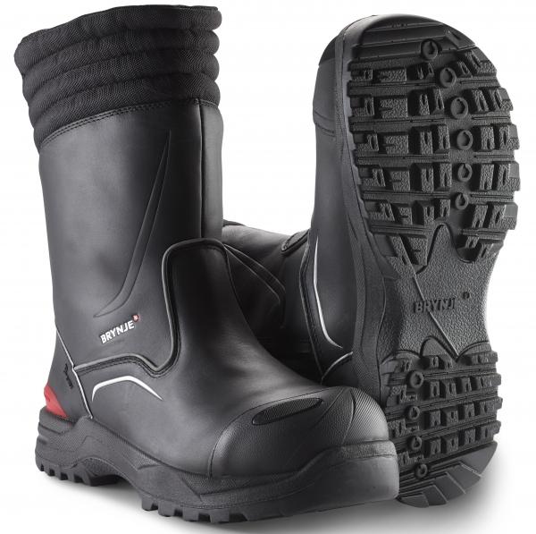 SIKA-S3 Winter-Sicherheitsstiefel, B-Dry Boot 1.1 , schwarz