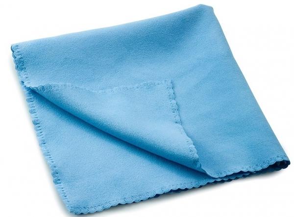 MEGA CLEAN-Microfaser-Putz-Tücher, Mikrofaser-Tücher, Softtuch, blau