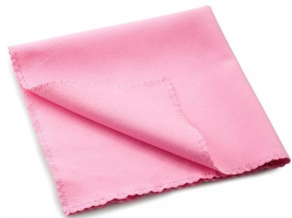 MEGA CLEAN-Microfaser-Putz-Tücher, Mikrofaser-Tücher, Softtuch, rosa