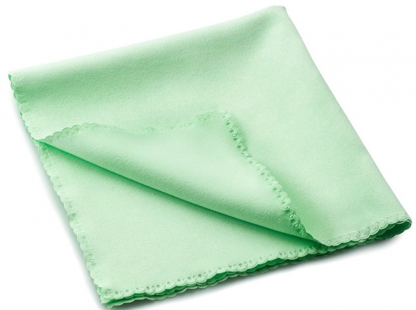 MEGA CLEAN-Microfaser-Putz-Tücher, Mikrofasertuch, Softtuch, grün