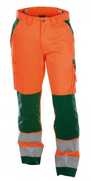 DASSY-Warnschutz-Bundhose BUFFALO  orange/grün