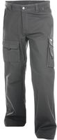 DASSY-Arbeits-Berufs-Bund-Hose, Canvas, KINGSTON, 340/m², grau