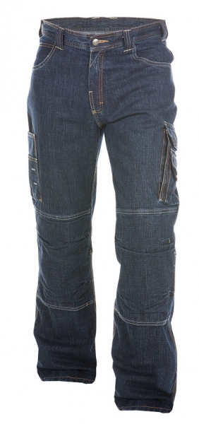 DASSY-Arbeitshose KNOXVILLE,  jeansblau