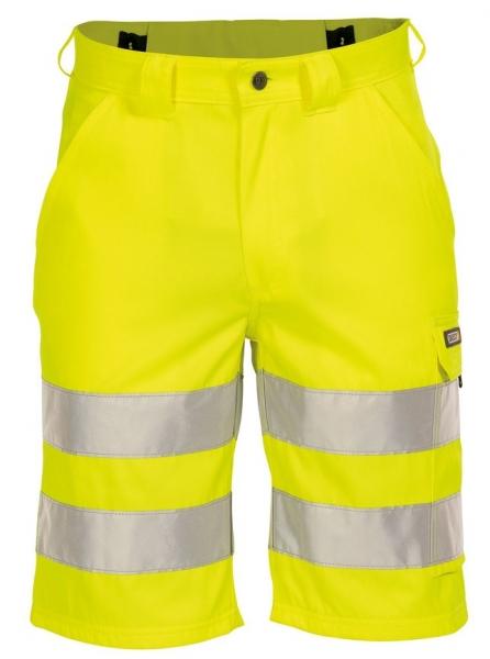 DASSY-Warnschutz-Shorts IDAHO, gelb