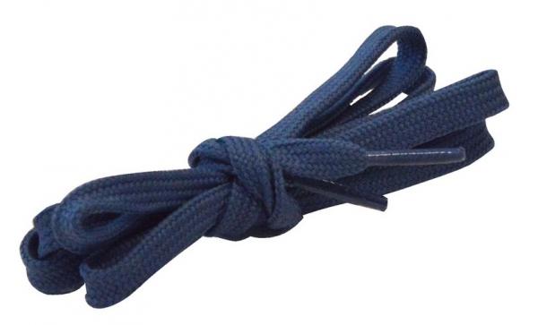 DASSY-Schnürsenkel LEOS, 120 cm, VE= 5 Paar, blau