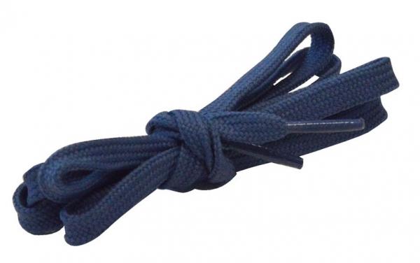 DASSY-Schnürsenkel LEOS, 150 cm, VE= 5 Paar, blau