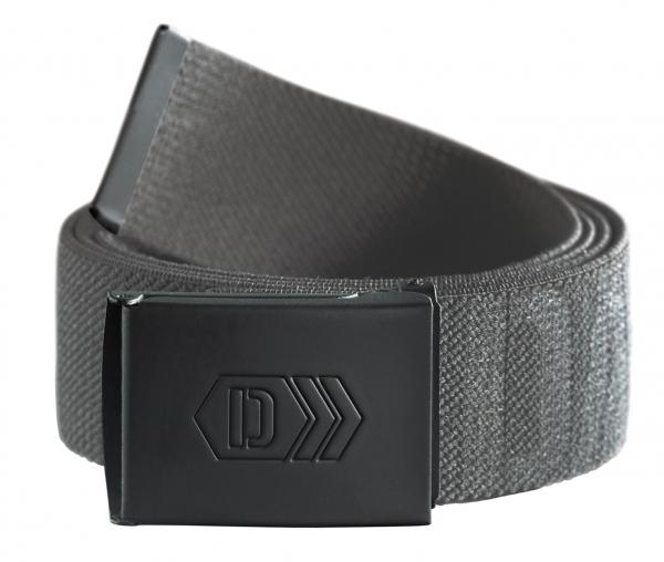 DASSY-Stretch-Gürtel mit Aufdruck XANTUS, grau