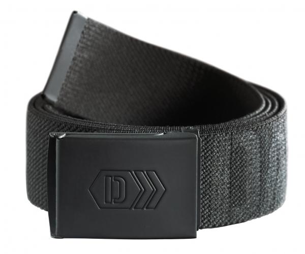 DASSY-Stretch-Gürtel mit Aufdruck XANTUS, schwarz