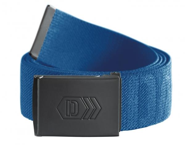 DASSY-Stretch-Gürtel mit Aufdruck XANTUS, azurblau