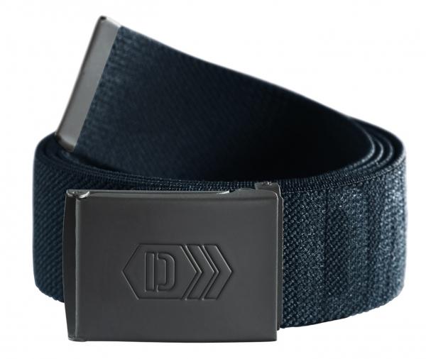 DASSY-Stretch-Gürtel mit Aufdruck XANTUS, nachtblau