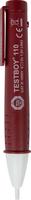 TESTBOY 110, Spannungs-Tester, Prüf-Mess-Gerät, berührungslos, ab 12 V AC, optisch