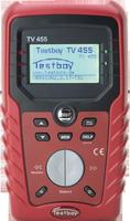 TESTBOY TV 455, Installations-Tester, Prüf-Mess-Gerät, DIN VDE 0100-600