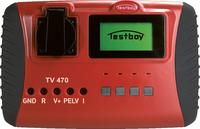 TESTBOY TV 470, VDE-Tester, Prüf-Mess-Gerät, DIN 0701/0702/EN 62353
