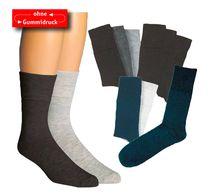 WOWERAT-Arbeits-Berufs-Gesundheits-Socken, Pkg. á 3 Paar, schwarz