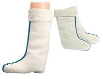 WOWERAT-Stiefeleinsatz mit Lamm-Wollfutter, für Gummistiefel