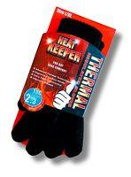 WOWERAT-Heat-Keeper-Thermo-Arbeits-Handschuhe, schwarz