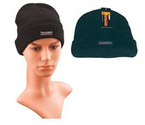WOWERAT-Winter-Strick-Mütze, schwarz