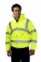 SSP-Warn-Schutz-Piloten-Jacke, High Visibility, gelb