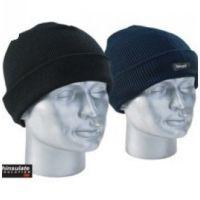 SSP-Winter-Mütze, Thinsulate, schwarz