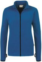 HAKRO-Women-Heavy-Fleece-Arbeits-Berufs-Jacke, Yukon, royal