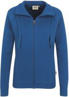 HAKRO-Women-Sweatjacke College, royal