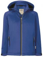 HAKRO-Kids-Softshell-Jacke Nelson, royal
