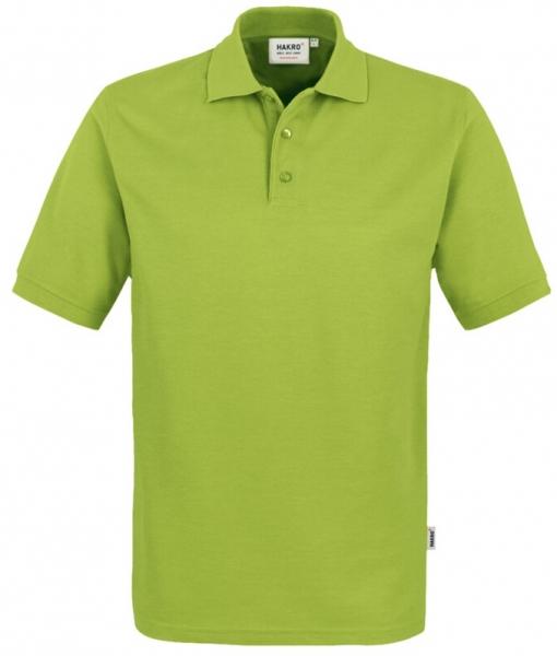 HAKRO-Poloshirt, Arbeits-Berufs-Polo-Shirt, Performance, kiwi