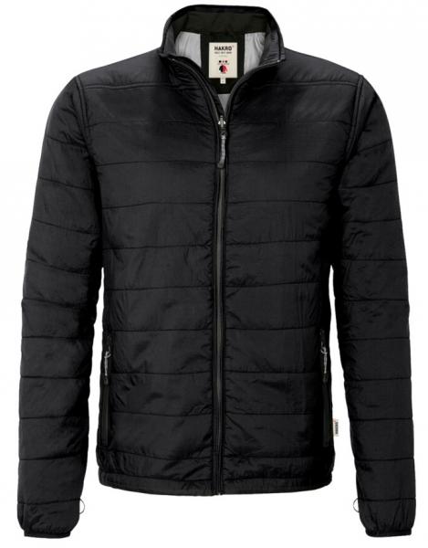 HAKRO-Loft-Winter-Wetter-Arbeits-Berufs-Jacke, Barrie, schwarz