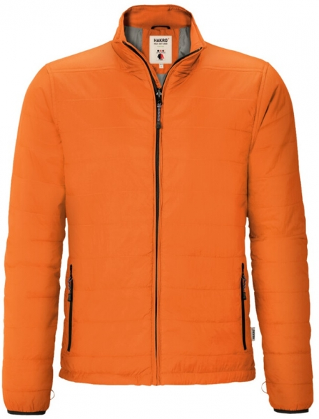 HAKRO-Loft-Winter-Wetter-Arbeits-Berufs-Jacke, Barrie, orange