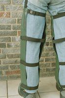 CHAPS & MORE Knieschutz mit EVA-Polster, grün