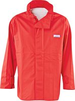 KIND-Decontex-Wetter-Schutz-Kleidung, Regen-Nässe-Jacke, CONCEPT, rot
