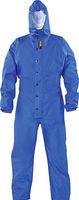 KIND-Decontex-Schutzkleidung, C2000, Regen-Nässe-Schutz-Overall, blau