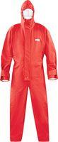 KIND-Decontex-Schutzkleidung, Regen-Nässe-Schutz-Overall, CONCEPT, rot