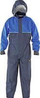 KIND-Wetterschutz, Outdoor-Regen-Nässe-Schutz-Overall, MULTISTAR, royal/navy