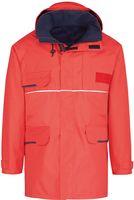 KIND-Multifunktions-Schutz, Regen-Nässe-Wetter-Jacke, VIVA, rot